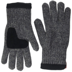 Wool Glove (MIV8149) BLACK - NOIR