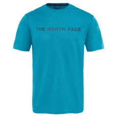 Train N Logo S/S Tee Men CRYSTAL TEAL HEATHER