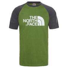 SS Raglan Easy Tee Men GARDEN GREEN