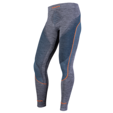 Ambityon UW Pants Long Melange Men Black Melange/Atlantic/Orange Shiny