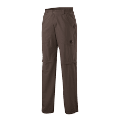 Hiking Zip Off Pants Men dark oak 7173