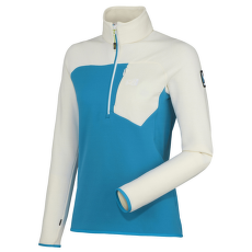 Trilogy Fleecewool Pullover Women LIGHT SKY/FROST