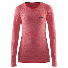 Active Comfort Tee RN LS Women B452 Poppy