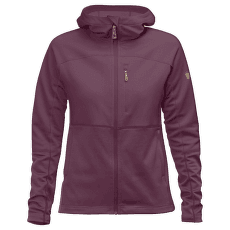Abisko Trail Fleece Women Plum