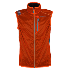 Hustle Vest Men Lava