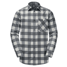 Red River Shirt ebony checks 7063