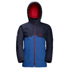 Iceland 3IN1 Jacket Boys coastal blue 1201