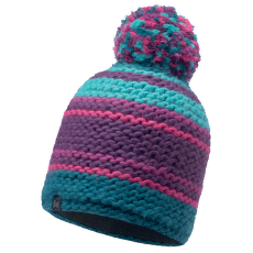 Knitted & Polar Hat (116024) PURPLE IMPERIAL