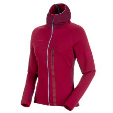 Aconcagua Pro ML Hooded Jacket Women (1014-00380) 3496 beet-beet melange