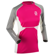 Training Tech LongSleeve Women Bright Rose
