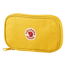 Kanken Travel Wallet Warm Yellow
