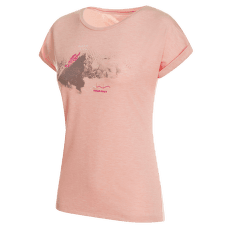 Mountain T-Shirt Women candy melange