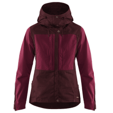 Keb Jacket Women (89892) Dark Garnet-Plum