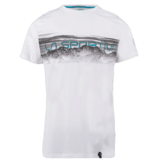 Landscape T-Shirt Men White