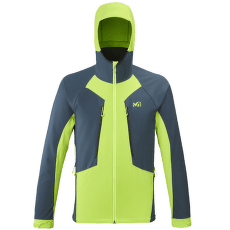 Touring Shield Extreme Hoodie Men ACID GREEN/ORION BLUE