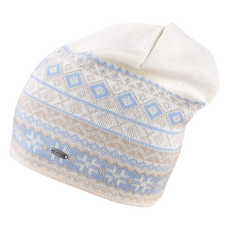 A135 Knitted Beanie off white 101