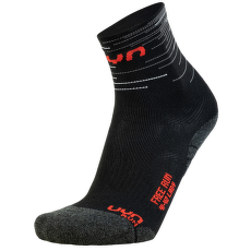 Free Run Socks Women Black/Red