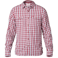 Abisko Cool Shirt LS Men Red
