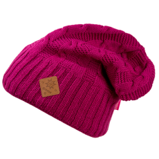 A107 Knitted Hat pink