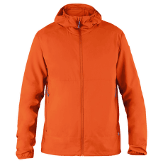 Abisko Hybrid Breeze Jacket Flame Orange