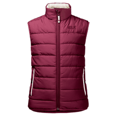 K Black Bear Insulated Vest garnet red 2405