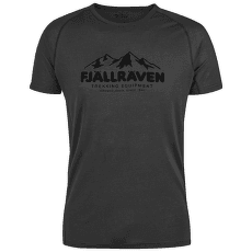 Abisko Trail T-Shirt Print (81894) Dark Grey