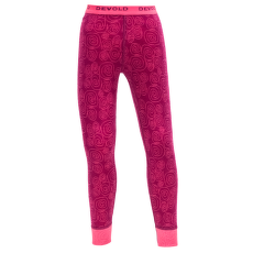 Active Long Johns Kid (233-106) 211A PLUM