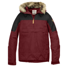Singi Anorak Men Red Oak-Dark Grey