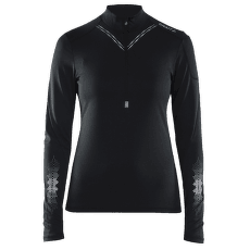Brilliant 2.0 Half Zip Women 999000 Black