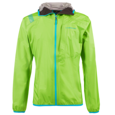 Odyssey Gtx Jacket Men Apple Green/Tropic Blue