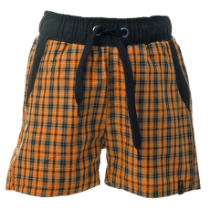 Fox Short Check orange