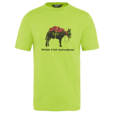 Tansa Tee Men LIME GREEN