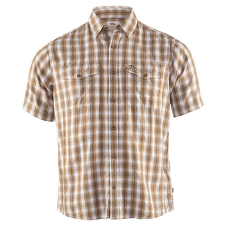 Abisko Cool Shirt SS Men Dark Sand