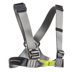 Vario Chest Harness Black