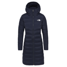 Stretch Down Parka Women URBAN NAVY