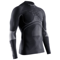 Energy Accumulator 4.0 Shirt Turtle Neck Men Charcoal/Pearl Grey