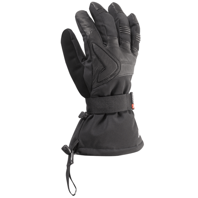 Long 3 in 1 Dryedge Glove (MIV6207) BLACK - NOIR