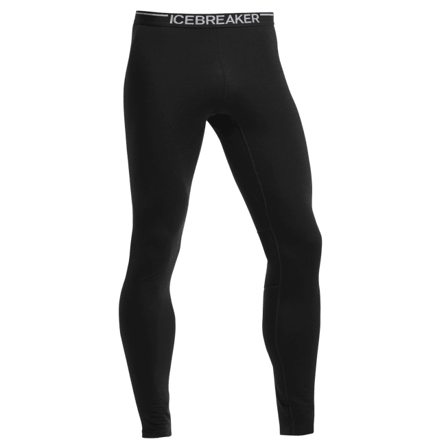 Zone Leggings Men Black/Monsoon/Black