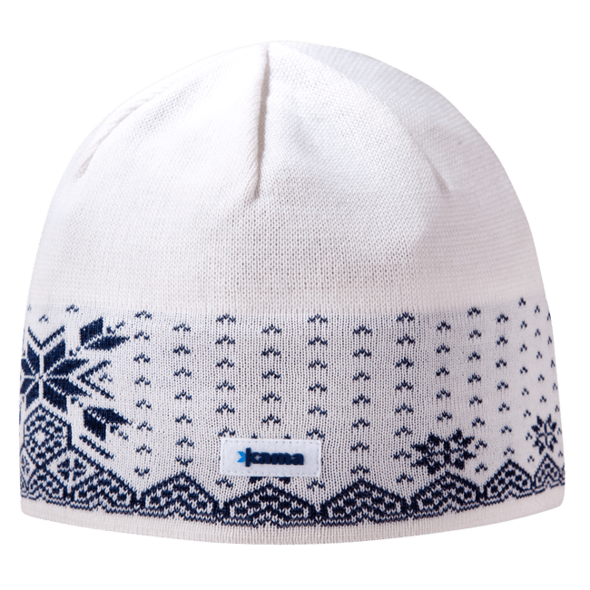 A37 Knitted Hat off white