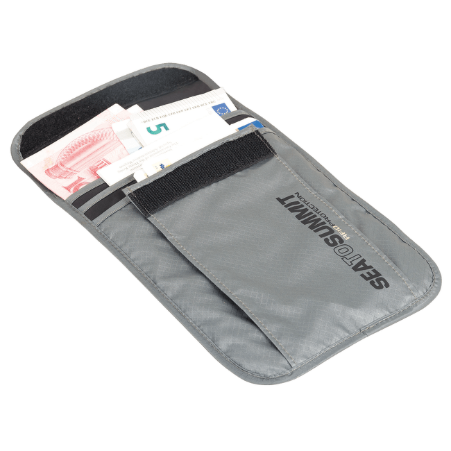 Neck Pouch RFID L