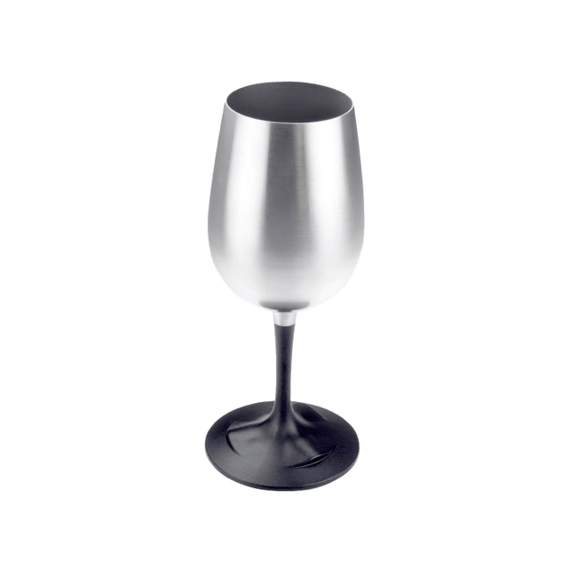 Glacier Stainless Nesting White Wine Glass
