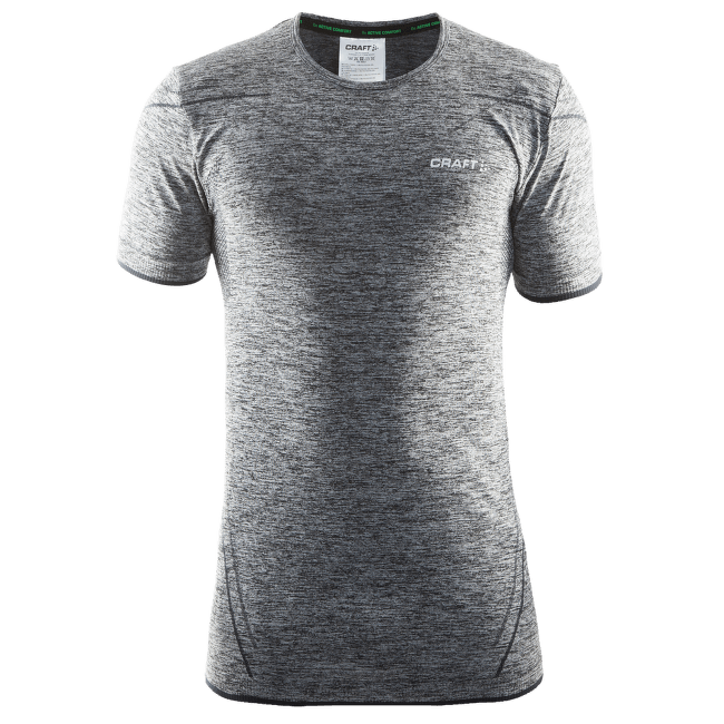Active Comfort Tee RN SS Men 9999 Black