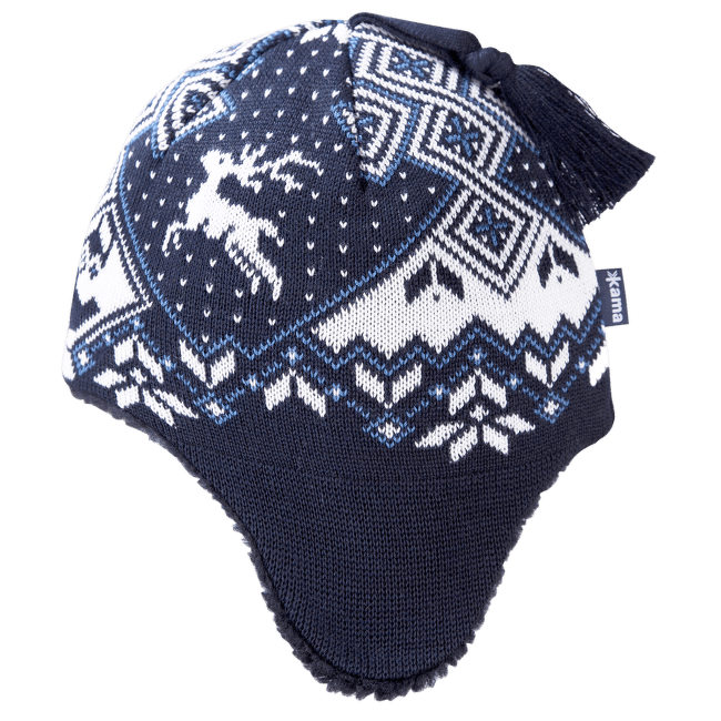 B61 Kids Hat 108 navy