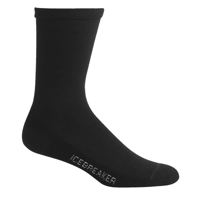 City Lite Crew Men Black001