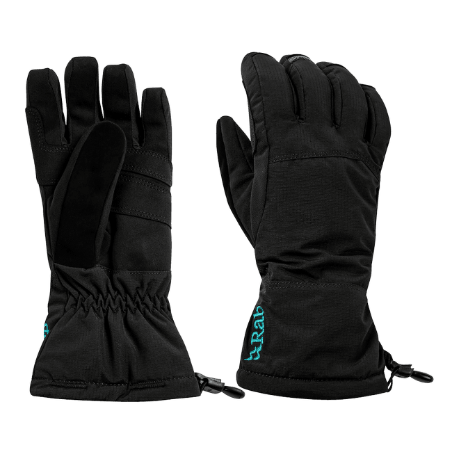 Storm Glove Women Black