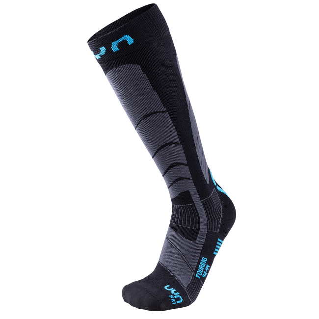 Ski Touring Men Black/Azure