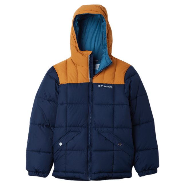 Gyroslope™ Jacket Boys Collegiate Navy, Canyon Gold 467