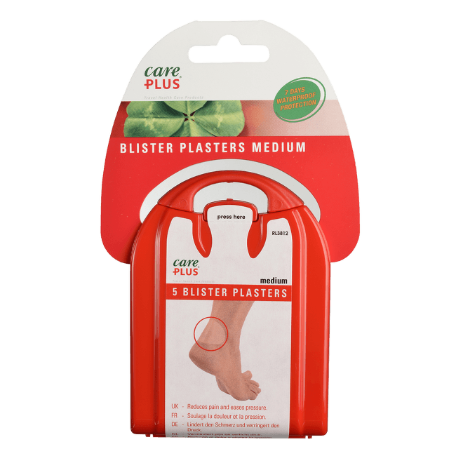 Blister Plaster Medium