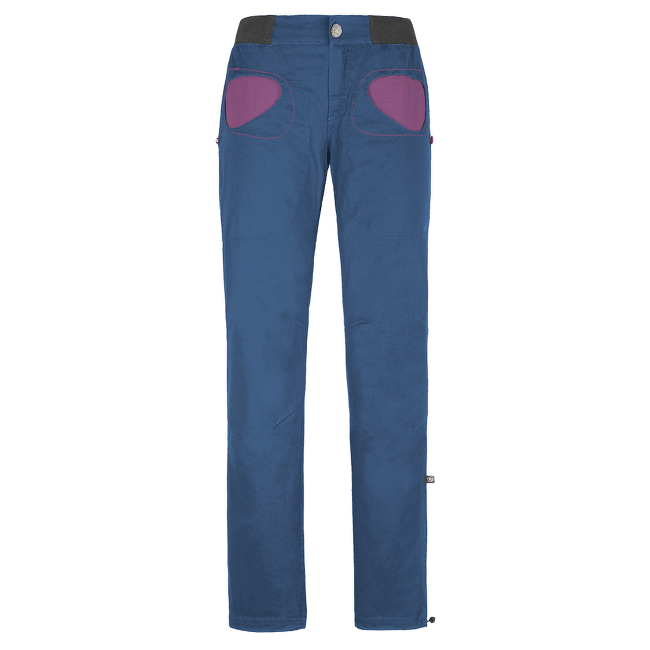 Onda Story Pants Women COBALT-BLUE-650