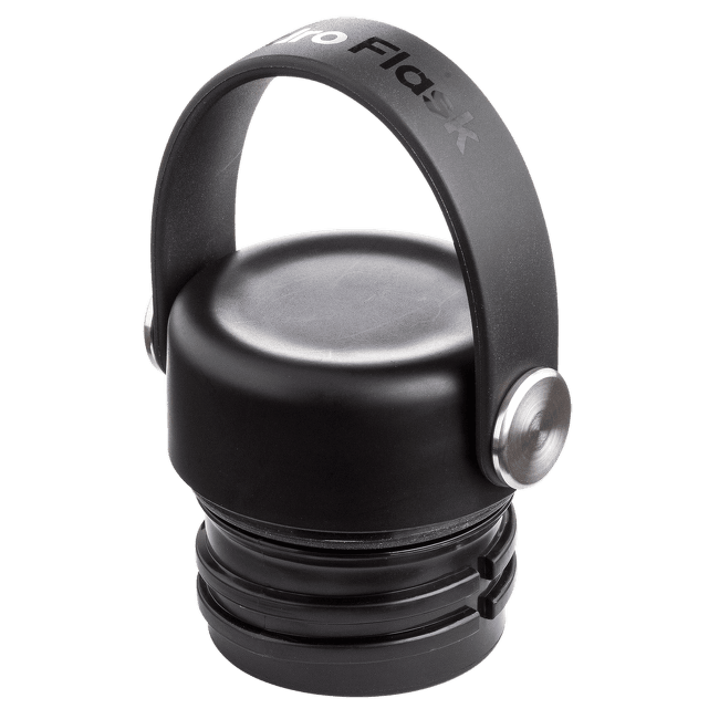 Standard Mouth Flex Cap 001 Black